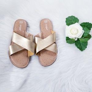 Cat & Jack Girls MARGOT Slide Sandals